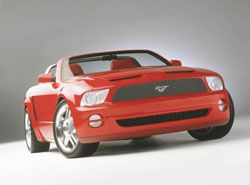 Ford Mustang GT Convertible фото