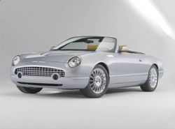 Ford Thunderbird Supercharged фото