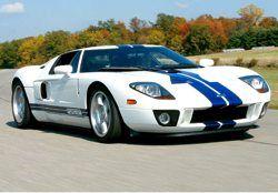 Ford GT фото