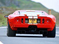 GT Ford фото