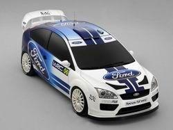 Ford Focus WRC Concept фото
