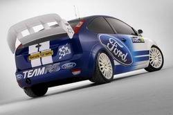 Focus WRC Concept Ford фото