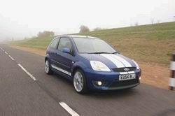 Ford Fiesta ST фото