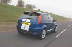 Fiesta ST Ford фото