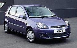 Fiesta 1.6i Ford фото