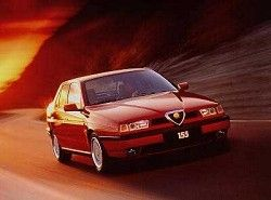 Alfa Romeo 155 2.5 V6(167) фото