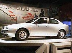 Alfa Romeo 156 2.5 V6(932) фото