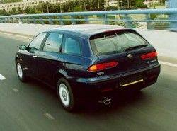 Alfa Romeo 156 SportWagon 2.0(932) фото