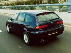 Alfa Romeo 156 Sportwagon 2.4 JTD(932) фото