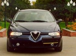 156 Sportwagon 2.4 JTD(932) Alfa Romeo фото