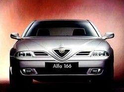 Alfa Romeo 166 2.5 V6(936) фото