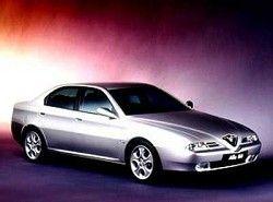 166 2.5 V6(936) Alfa Romeo фото
