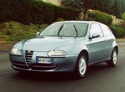Alfa Romeo 147 1.6 16V (3dr) (105hp)  937 фото