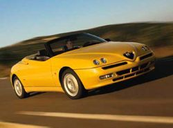 Spider 1.8  916 Alfa Romeo фото