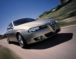 Alfa Romeo 156 2,0 JTS (2004) фото
