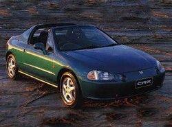 Honda CRX VTi фото
