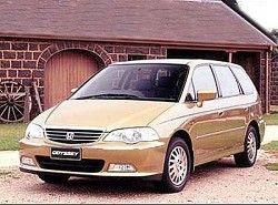 Honda Odyssey 3.0 24V фото