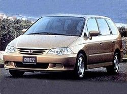 Odyssey 3.0 24V Honda фото