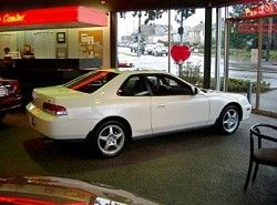 Honda Prelude 2.2 16V(BB) фото