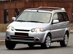 HR-V 1.6 16V 4WD (5dr) (125hp)  GH2 Honda фото