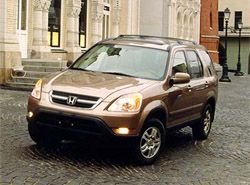 CR-V 2.0 (150hp)  RD4,RD5 Honda фото