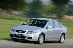 Honda Accord VII 2.0 фото