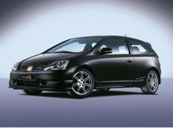 Civic Type R Honda фото