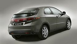 Civic Hatchback VIII 2.2 Honda фото