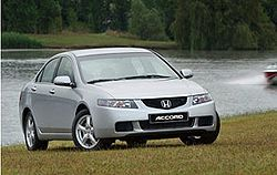 Honda Accord VII 2.4 фото