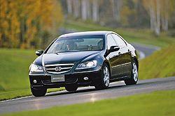 Honda Legend (2004) фото
