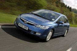 Honda Civic Sedan VIII 1.8 фото