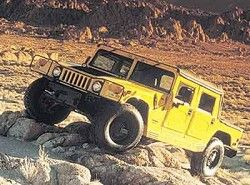 Hummer H1 Picup фото