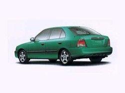 Hyundai Accent 1.3 (60hp) (5dr)(X3) фото
