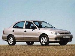 Hyundai Accent 1.3 (60hp) Sedan(X3) фото