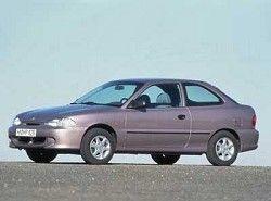 Hyundai Accent 1.3 (75hp) (3dr)(X3) фото