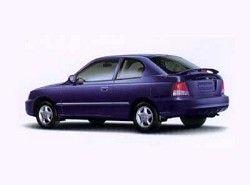 Accent 1.3 (75hp) (3dr)(X3) Hyundai фото