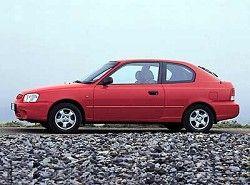 Hyundai Accent 1.3 (75hp) (3dr)(X4) фото