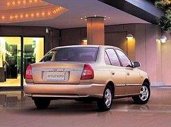 Hyundai Accent 1.3 (75hp) (5dr)(X4) фото