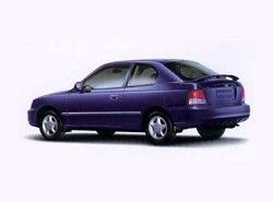 Hyundai Accent 1.3 (84hp) (3dr)  (X3)  фото