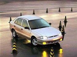 Hyundai Accent 1.3 (84hp) (5dr)(X3) фото