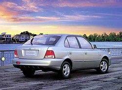 Hyundai Accent 1.5 12V (5dr)(X4) фото