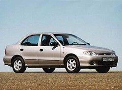 Hyundai Accent 1.5 16V Sedan  (X3)  фото