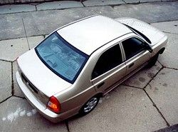 Hyundai Accent 1.5 16V Sedan  (X4) фото