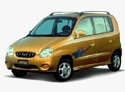 Hyundai Atos 0.8 Euro(MX) фото
