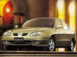 Hyundai Avante 1.5 Sedan 16V фото