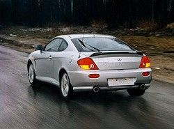 Coupe 1.6 16V (105hp) Hyundai фото