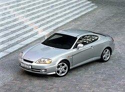 Hyundai Coupe 2.0 16V фото