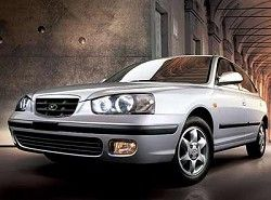 Elantra 1.6 Sedan(XD) Hyundai фото