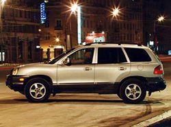 Santa Fe 2.0 4WD  SM Hyundai фото