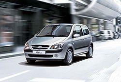 Hyundai Getz 1.1 (new) фото